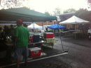 Setting up market in drizzle